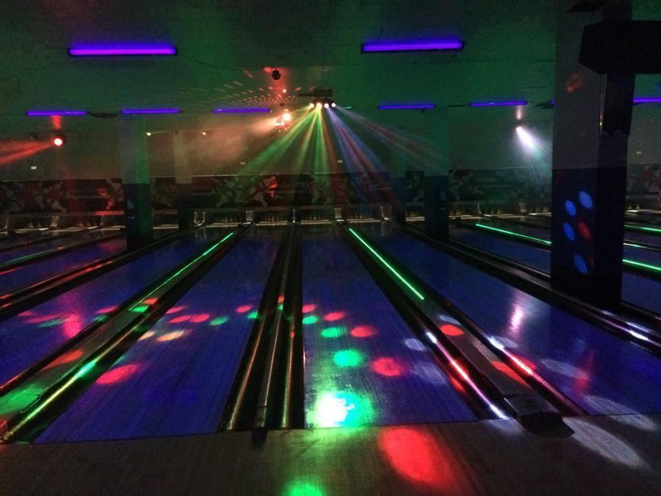 Disco Fun Bowling