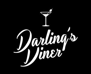 Enseigne du Darling's Diner